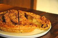 【GRANNYSMITHAPPLEPIE&COFFEEの手作りアップルパイ】DUTCHCRUMBLE(ダッチクランブル)