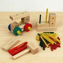 【マタドール 組み立て遊び とんかちたたき 65ピース】5歳 6歳 7歳 男 女 木の 木製 知育玩具 ハンマー遊び 工作 クラフト キット gpm5