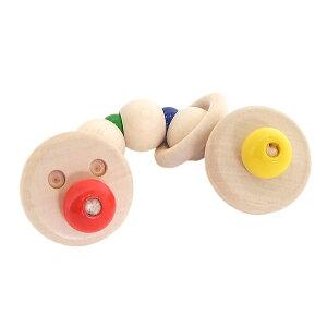 【6ヶ月頃〜】シャーフはじめての木のおもちゃ指先トレーニングハロー