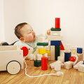【一歳の知育玩具】木のぬくもりが感じられる国産積み木のおすすめは?