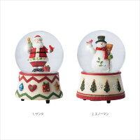 オルゴール スノードーム クリスマスツリー X'mas かわいい インテリア 飾り オブジェ プレゼント ギフト マークス MARK'S