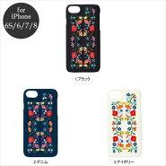 iPhone6/6S/7/8専用スマホカバー(背面ケース)マークス・オリジナルデジタルアクセサリーエンブロイダリー