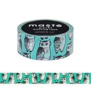 マスキングテープ・マルチ/「マステ」/アニマル/marble