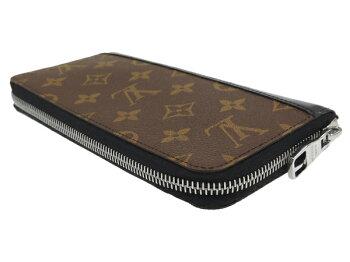 ルイヴィトン長財布モノグラムマカサージッピー・ウォレット・ヴェルティカルM60109LOUISVUITTONヴィトン財布