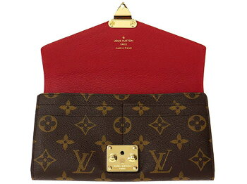 ルイヴィトン長財布モノグラムポルトフォイユ・パラスM58414LOUISVUITTONヴィトン財布