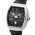 フランクミュラーヴァンガードクロノグラフV45CCDTACNRFRABKMULLER腕時計