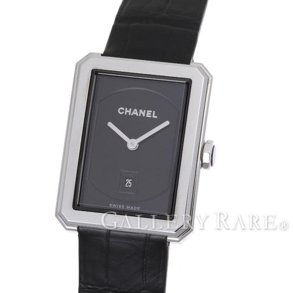 シャネル ボーイフレンド H4884 CHANEL 腕時計 BOY・FRIEND【安心保証】【中古】:ギャラリーレア
