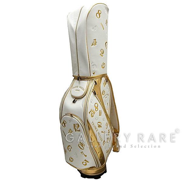フランクミュラー ゴルフバッグ ノベルティ フランクミュラー×ジョージ スピリッツ ゴルフコンペ景品 非売品 FRANCK MULLER キャディーバッグ-1