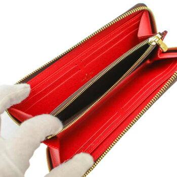 ルイヴィトン長財布ダミエポルトフォイユ・クレマンスN60534LOUISVUITTONヴィトン財布