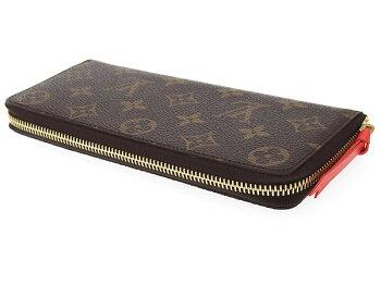 ルイヴィトン長財布モノグラムポルトフォイユ・クレマンスM61536LOUISVUITTONヴィトン財布