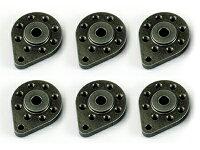 アルミ小径ホーン(PCDφ12-M2-オフセット0)6個セット