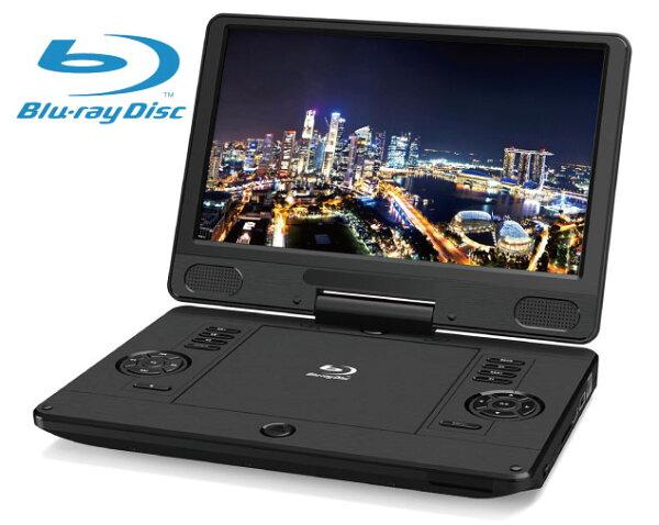ポータブルBlu-rayプレーヤー11.6インチポータブルブルーレイプレーヤーブルーレイプレイヤーポータブルBlu-rayプレイ