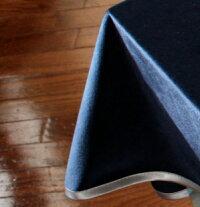 タロットクロス【高品質の国内生産】プレーン・レインブルー・タロットクロス☆しなやかで柔らかな手触り感と美しい光沢を放つタロットカード展開用クロス!