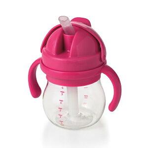 OXO TOt オクソートットグロウ・ハンドル付ストローカップおでかけストローマグドリンクボトル 水筒 熱中症防止 水分補給 離乳食 1歳 2歳
