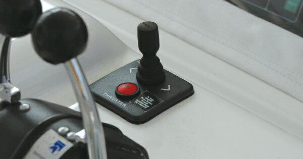 操舵装置>スラスター>コントロールスイッチ