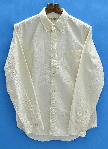 トップス, カジュアルシャツ  PHIGVEL () CLASSIC B.D.SHIRT 1 WHITE