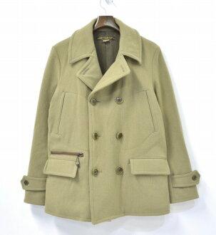 PHIGVEL (圖貝爾) 雙排扣運動外套雙運動外套橄欖橄欖梅爾頓豌豆大衣梅爾頓 2p 外套豌豆大衣雙排扣的製造商製造公司