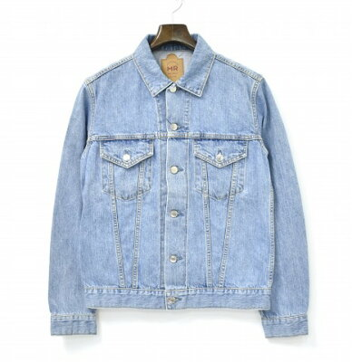 Mr.GENTLEMAN DENIM JACKET