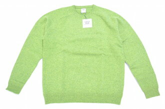 Mr.GENTLEMAN (先生紳士) 水手領針織 (針織圓領) MG14F KN01 毛衣圓領毛衣綠色