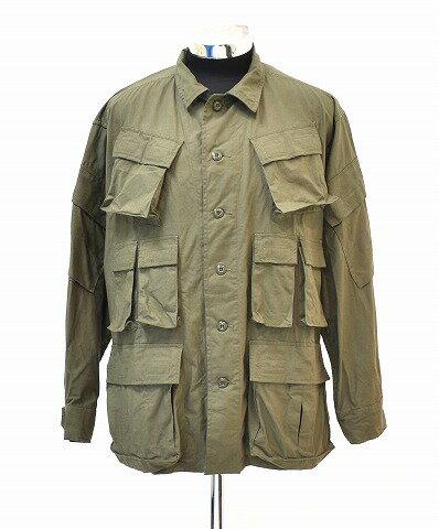 メンズファッション, コート・ジャケット  WTAPS () MODULAR LSCOTTON.RIPSTOP OLIVE DRAB 03 LARGE 202BRDT-SHM02
