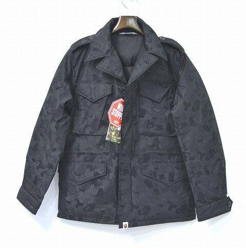 Bathing Ape jacket A BATHING APEGORE-TEX M-43 M ...