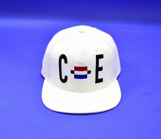 メンズ帽子, キャップ  C.E CAV EMPT( ) BASEBALL CAP LOGO FREE WHITE FREE