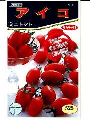 ミニトマト種 サカタ交配・・・アイコ・・・<サカタのタネのミニトマト品種です。種のこと...