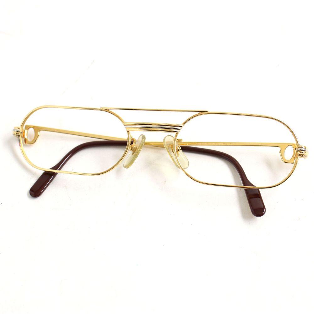 眼鏡・サングラス, 眼鏡 Cartier 140 5520