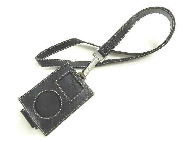 バッグ・小物・ブランド雑貨, その他  GUCCI 154588 GG iPod