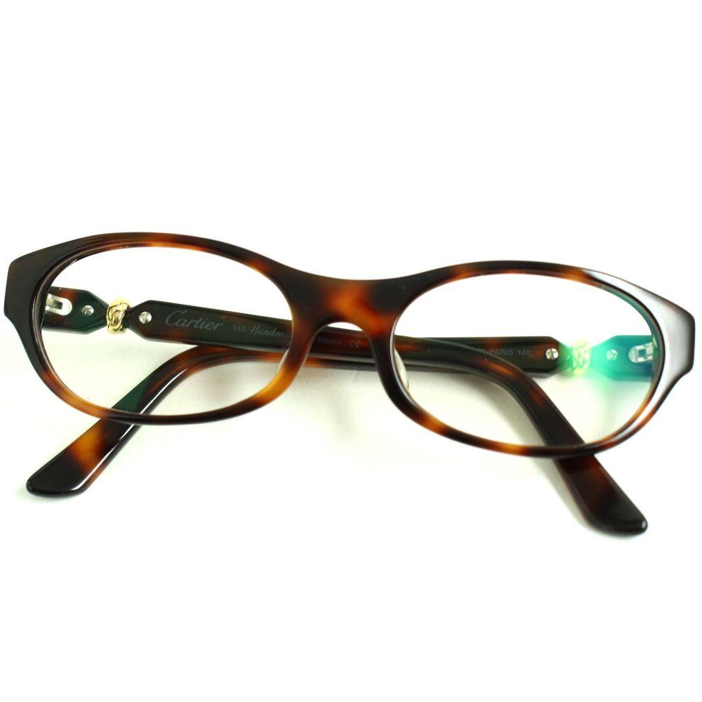 眼鏡・サングラス, 眼鏡 Cartier 140