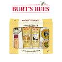 ★【エクスプレス便】Burt's Bees Tips and Toes Kit Gift Set Burt's Bees(バーツビーズ) Tips And Toes Kit 手・足・リップケアセット6点Burts BeesTips & Toes Kit6Pc Kit エクスプレス便追跡可能