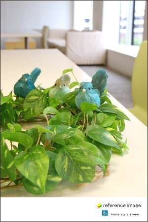 フェイクの小さいブルーバード3色入り【インテリア雑貨】【造花の飾り】【青い鳥】【置物】【オーナメント】【北欧雑貨】【フェイクグリーン】【ブルーバード】【雑貨】