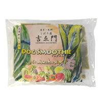【冷凍商品】【グリーンドッグ厳選】ドッグスムージーシニア用200g×5パック