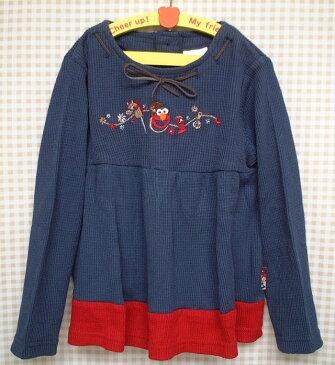 エルモの【SESAME STREET】長袖カットソー・USセレクトブランド子供服