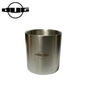 DUG(ダグ) ハンドルレスダブルウォールマグL DG-0506 アウトドア サバイバル キャンプ キャンプ 保温 保冷 マグカップ【新着商品】