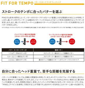 【特注カスタムクラブ】ピンVAULTANSER2パター