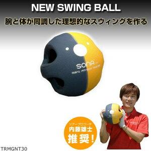 【練習用品】ヤマニゴルフニュースイングボールTRMGNT30