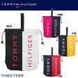 トミー ヒルフィガー ゴルフ TOMMY HILFIGER CONTRAST シューズバッグ THMG7SB8 ◆ ゴルフ ゴルフ用品 ラウンド用品 シューズケース 袋 収納 靴入れ