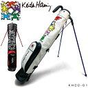 キースヘリング ゴルフ スタンドクラブケース Dancing Dogs / 5Figs KHCC-01 【あす楽対応】
