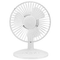 【送料無料・メーカー直販】扇風機卓上usbGH-FANSWI-BKホワイト 扇風機おしゃれミニ扇風機電池式可愛い静音シンプルオフィスデスク一人暮らし小型コンパクトグリーンハウス*SS