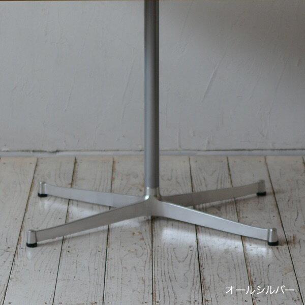 カフェテーブル 幅 90cm 奥行き 70cm 高さ 選べる オーク | テーブル コーヒーテーブル リビングテーブル ダイニングテーブル 無垢 無垢材 無垢材オーク シンプル ナチュラル 北欧 おしゃれ 脚 1本脚 天板 家具 インテリア 木製 木 リビング カフェ カフェ風