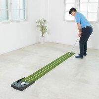 DAIYAGOLFダイヤオートパットHDTR-478ダイヤゴルフ練習用パターマットグリーン