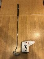 【16時までのご注文で当日出荷】PirettiGSSBOSAブラックレザーグリップピレッティジーエスエスボーサ34インチ