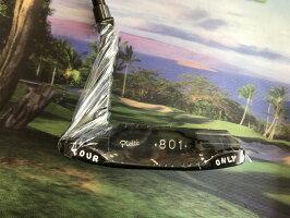 Piretti801BLACKTOURONLYピレッティブラックツアーオンリーゴルフパター