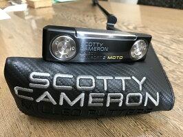 ScottyCameron2017NEWPORT2MOTOPLUSBLACK34スコッティキャメロンニューポート2モトプラスブラックパターゴルフ