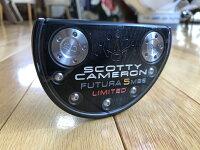 【在庫アリの場合16時までのご注文で当日出荷】ScottyCameronFUTURA5MBSLIMITEDUSA34スコッティキャメロンフューチュラリミテッドユーエスエー34インチ
