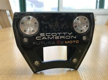 ScottyCameron 2017 FUTURA 5S MOTO PLUS RED 34 CS スコッティキャメロン フューチュラ モト プラス レッド 34インチ ゴルフ パター センターシャフト