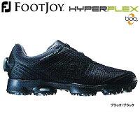 FOOTJOY51066(ブラック/ブラック)HYPERFLEX2Boaフットジョイハイパーフレックス2ボア