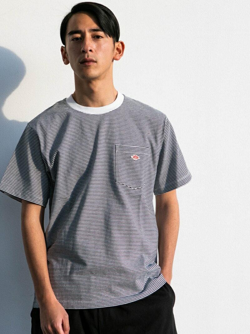 ダントンのポケットTシャツ