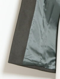 [Rakuten BRAND AVENUE]◆CS W/N ノーラペル コート UNITED ARROWS green label relaxing ユナイテッドアローズ グリーンレーベルリラクシング コート/ジャケット【送料無料】
